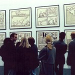 Ausstellungen und Kunsttourneen